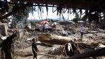 Filipiny po przejściu tropikalnej burzy Washi (PAP/EPA)