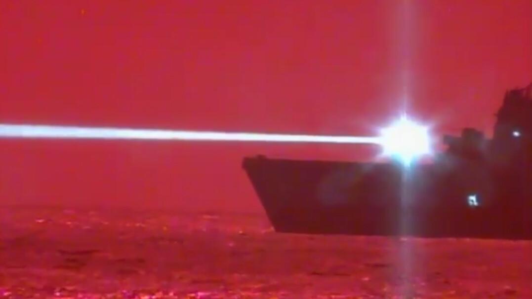 US Army testuje laserową broń. Zobacz nagranie z zestrzelenia wojskowego drona