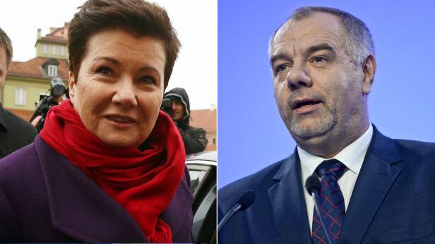 Debata Hanna Gronkiewicz-Waltz kontra Jacek Sasin już w sobotę PAP