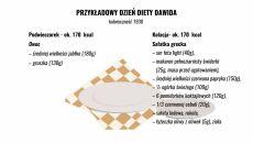 Przykładowe posiłki zbilansowanej diety: podwieczorek i kolacja