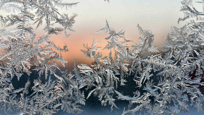 Tydzień z mroźnymi porankami. <br />Miejscami spadnie też śnieg