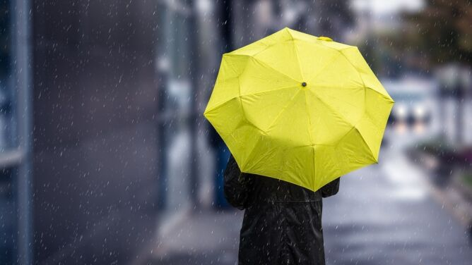 Prognoza pogody na dziś: deszczowo i wietrznie