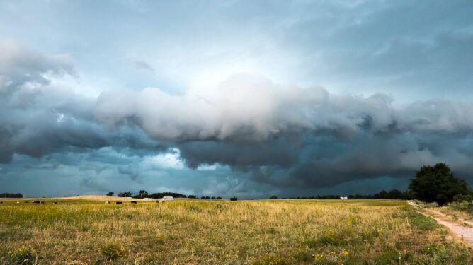 Pogoda na 5 dni: wir niżowy Otylia nadciągnie nad Polskę