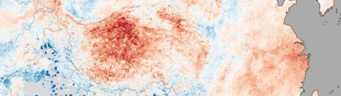 Upały na Syberii, 40 ofiar pogody w Chinach. Azjatyckie rekordy tego lata