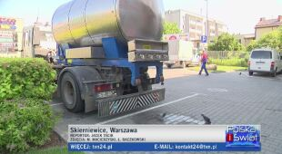 Brak wody w Skierniewicach, zanikają jeziora